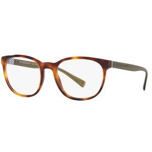 d64230f28ae Burberry Square Eyeglasses Frame Light Havana